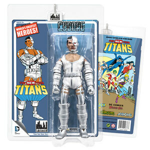 DC-Comics-Retro-Style-8-Inch-Figures-New-Teen-Titans-Series-Cyborg