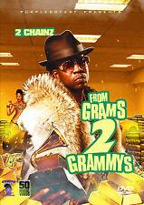 2 CHAINZ 50 MUSIC VIDEOS HIP HOP RAP DVD JEEZY T.I. KENDRICK LAMAR WIZ KHALIFA