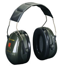 3M PELTOR Optime II H520A Premium Quality Ear Defender Muffs SNR 31dB