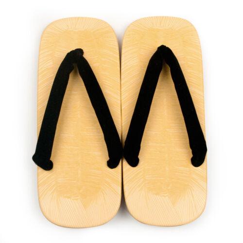 Japanisch Setta Traditionell Schwamm Sandalen Schwarz Sand Für Kimono Yukata