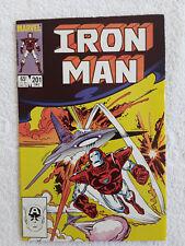 Iron Man #201 (Dec 1985, Marvel)