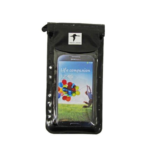 Samsung Galaxy S4 Red Loon Handy Smartphone Tasche Lenkertasche wasserdicht
