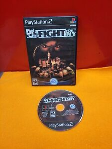 Def Jam: Fight for NY PlayStation 2 ps2 Disk only Tested Working