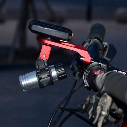 Bike Bicycle Stem Extension Computer Mount Holder Base for Garmin Edge GPS GoPro
