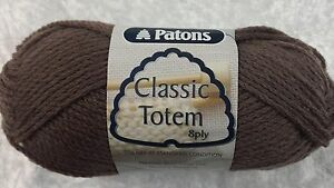 Patons-Classic-Totem-4324-Taupe-50g
