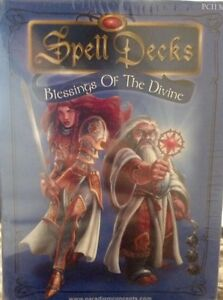 Mysteries of the Arcane *NEW* RPG Paradigm Concepts Spell Decks d20 System