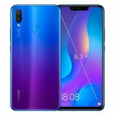 HUAWEI P SMART PLUS 64GB+4GB RAM TELEFONO MOVIL LIBRE SMARTPHONE PURPLE 4G