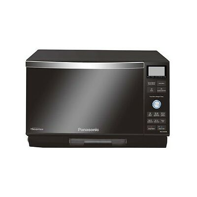NEW Panasonic Double Grill Steam Inverter Microwave NNDS592B