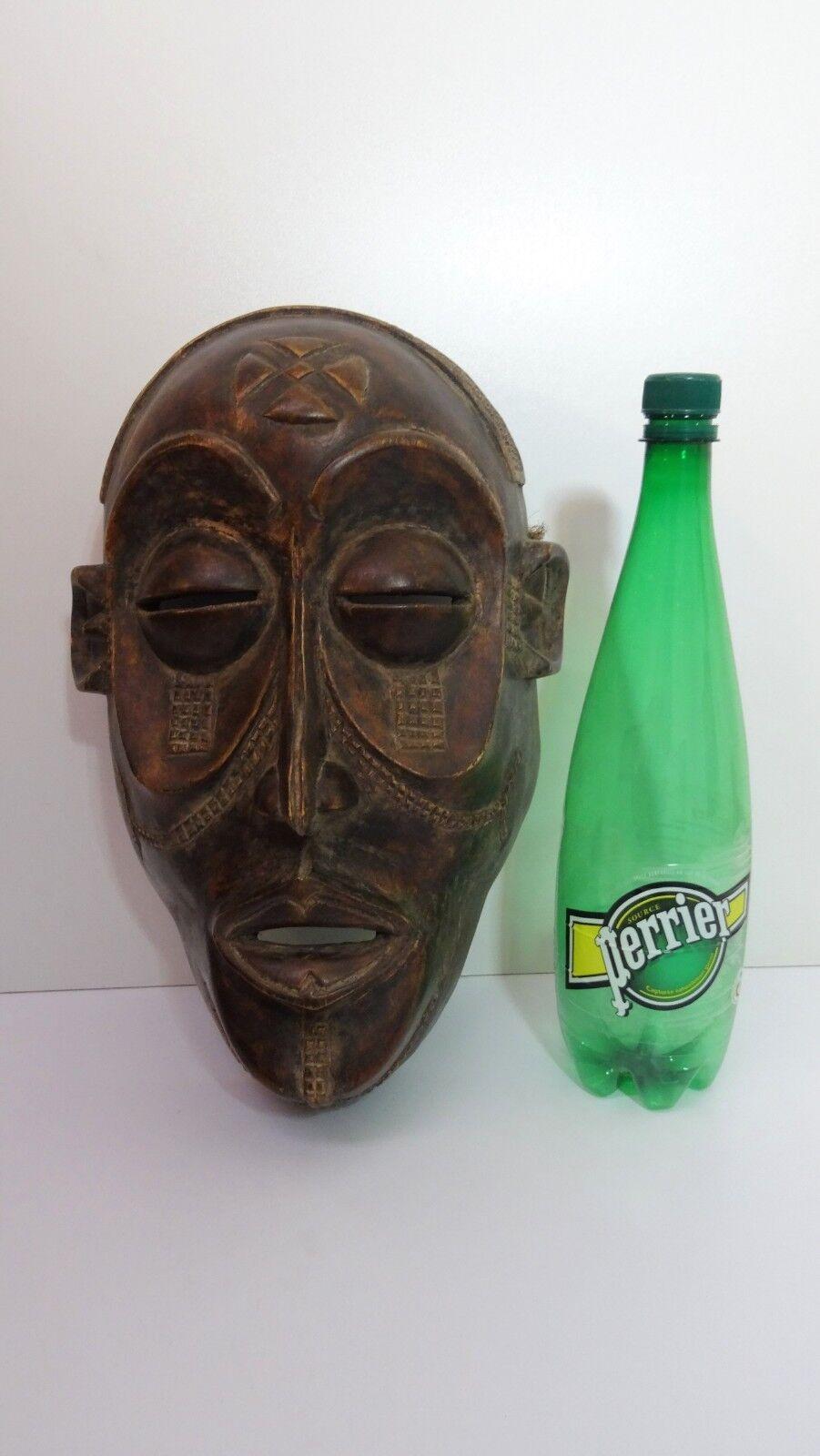 Máscara Chokwe máscara africana Arte primitivo