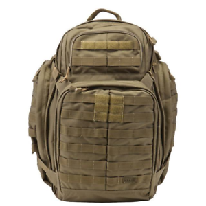 New with tag 5.11 Tactical Rush 72 backpack pack SANDSTONE