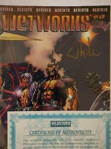 1994 Brandon Choi /& Whilce Portacio Wetworks No.1