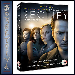 RECTIFY - COMPLETE SERIES 3 *BRAND NEW DVD***