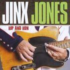 Rip and Run by Jinx Jones (CD, Nov-2010, CD Baby (distributor))