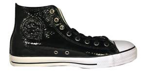 f69ab43ab390 Converse All Star Chuck Taylor Hi 150800C Stingray Leather 10 Men s ...