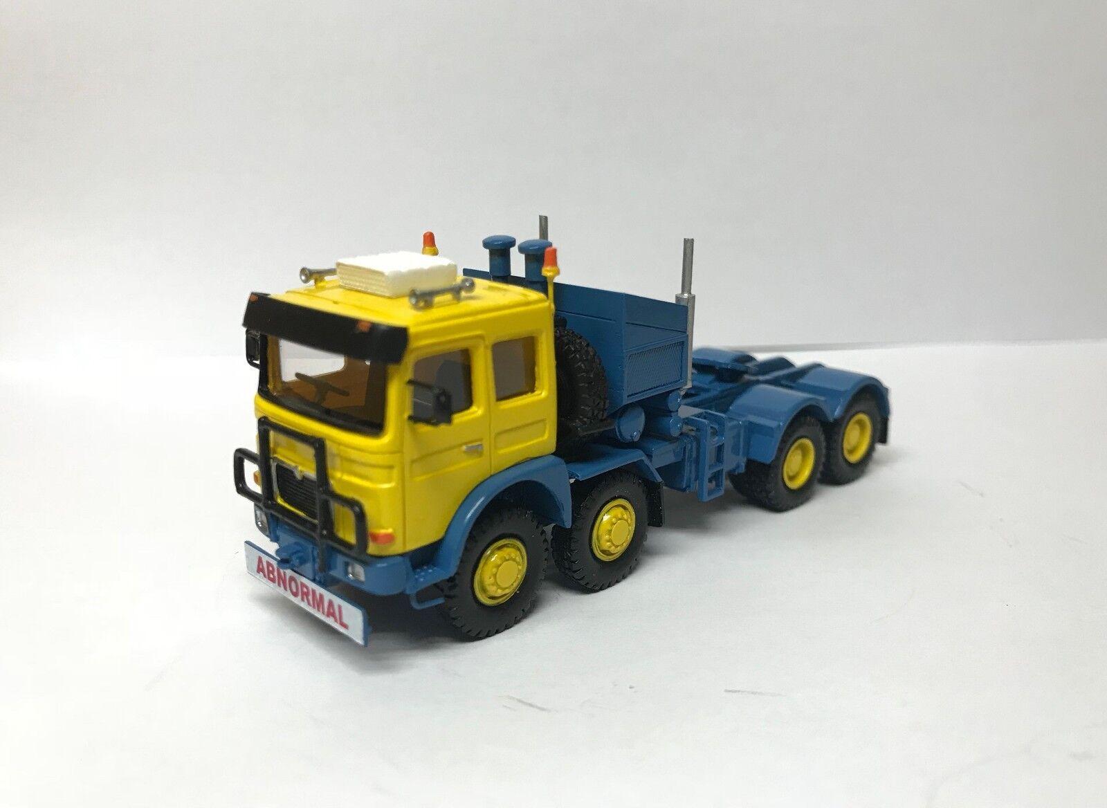 1 87 MAN VFAS 47.800 8x8 - Handbuilt resin model