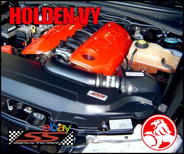 HOLDEN VT-VU-VX-VY V8 5.7 GENIII - SS INDUCTIONS GROWLER COLD AIR INDUCTION KIT