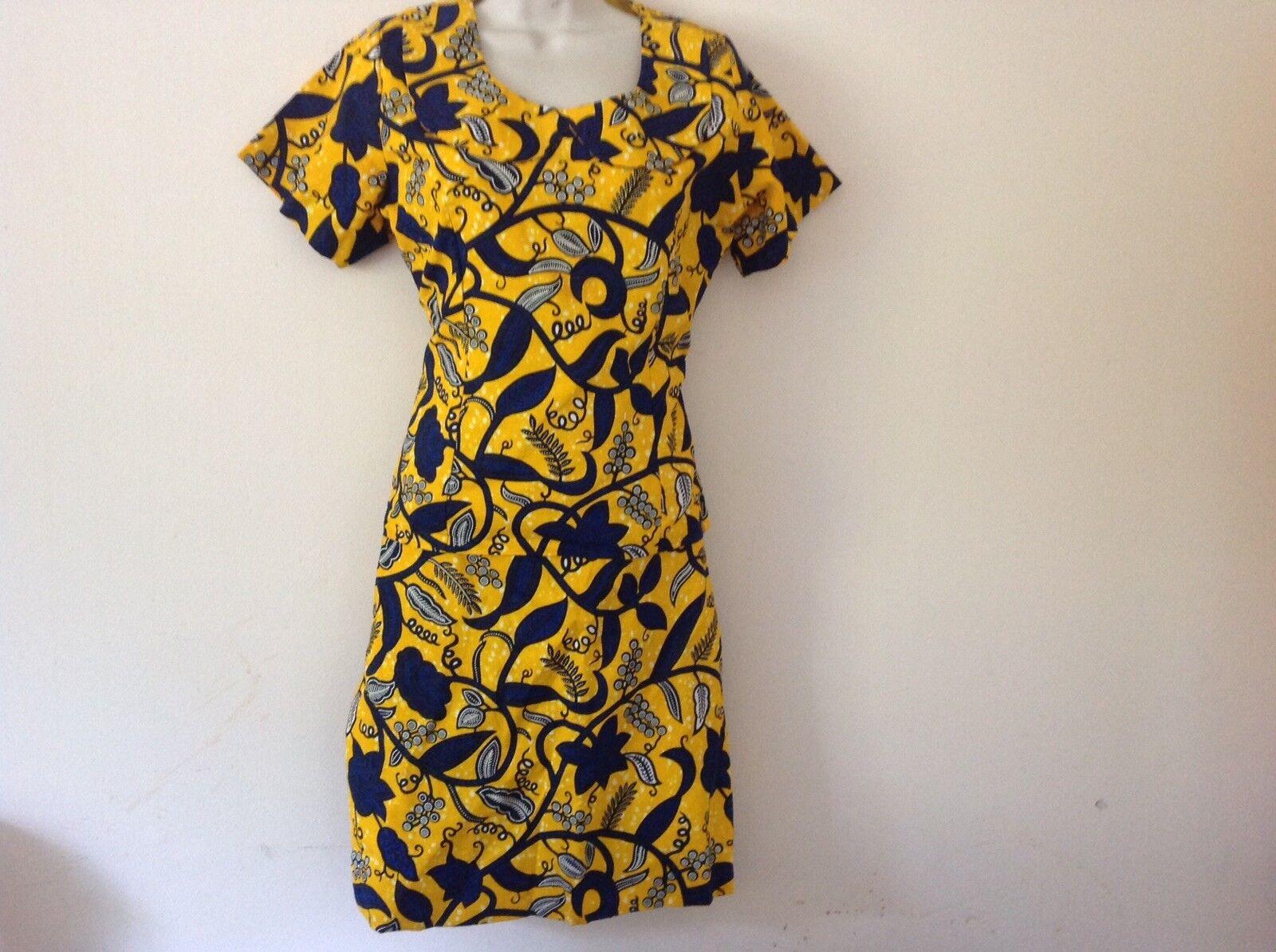 Women African Ankara(HiTarget) Top And Skirt.100% Cotton