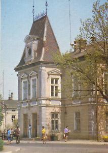 AK, Lesko, Lisko, Ratusz, Rathaus, um 1979