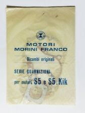 NOS Indian S5K2 Gasket Set Mini MM5A M5A MT5A JC5A 50 cc 50cc rear kick Italjet