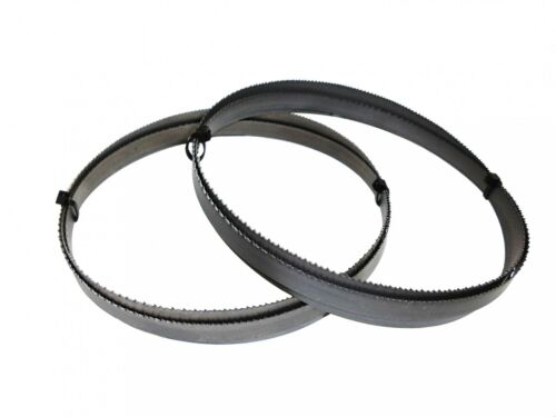 2 x M42 Bimetall Sägebänder 1735 x 13 x 0,90 mm 10//14 ZpZ Edelstahl Metallkraft