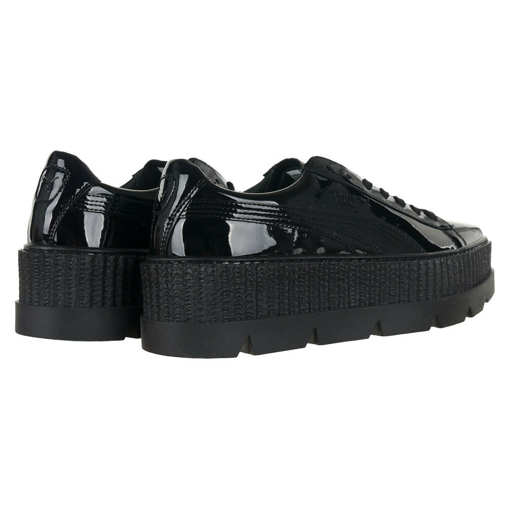 e3118313083 ... Women Puma Pointy Creeper Patent Rihanna Platforms Sneakers Sneakers  Sneakers Glossy Upper Shoes 20448e ...