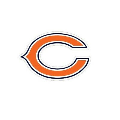 Chicago Bears Logo Available Multiple Sizes Sticker Decal Ebay