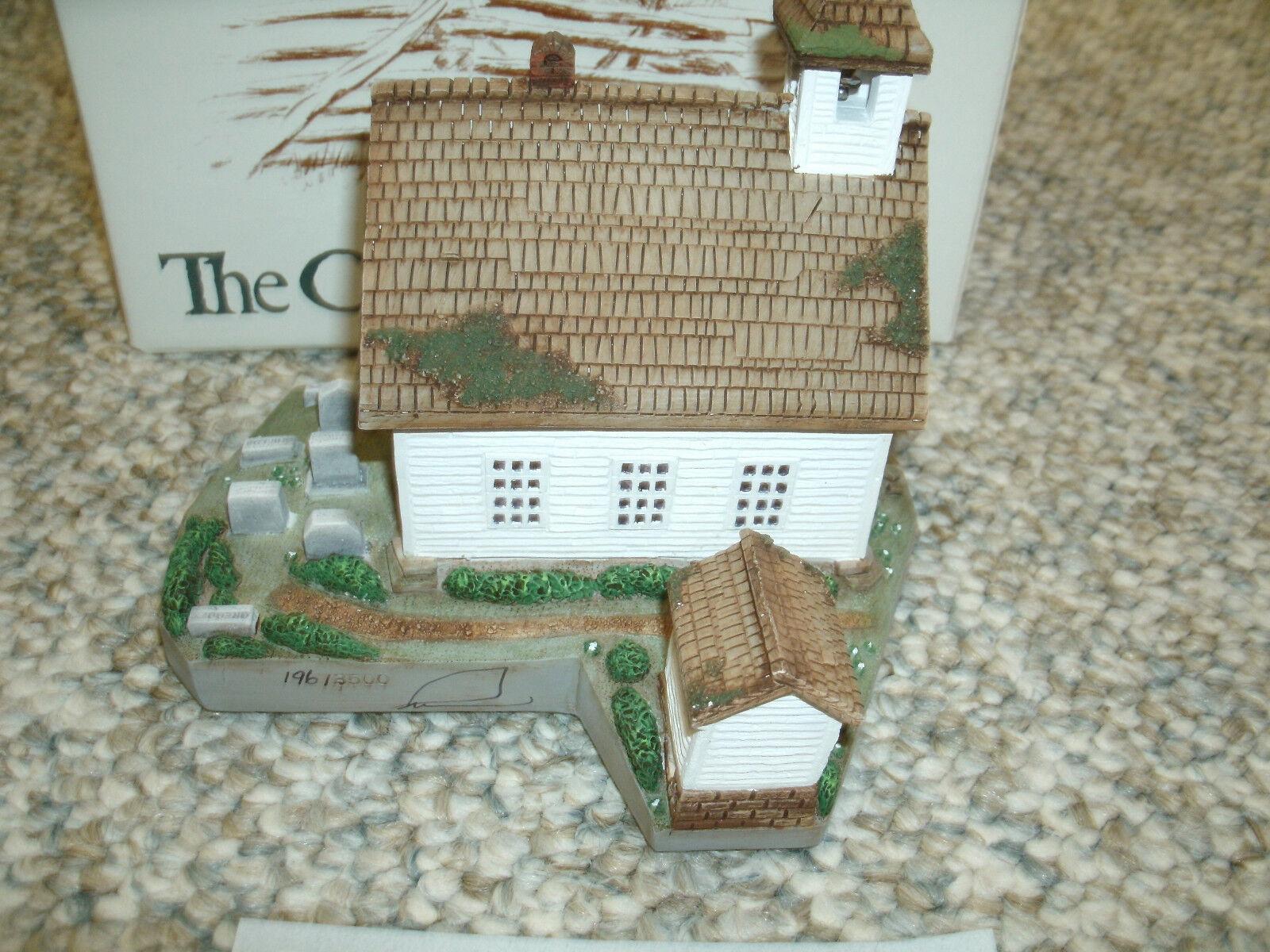 ¡Catedrales baptistas de la serie Kid Bay - - - National Heritage - caja de Cocheamelos de menta  ecc
