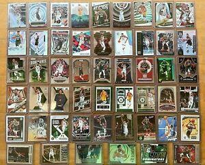 GIANNIS ANTETOKOUNMPO 51 DIFFERENT CARD LOT NBA ...