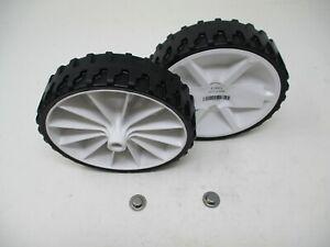 "2 Toro 117-2306 6/"" Snowthrower Wheel/'s Power Clear Snow Thrower Power Clear 621"