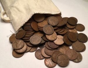 50-Unsearched-Lincoln-Wheat-Pennies-Cents-Roll-PDS-1909-1958-BONUSES