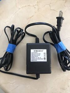 Homedics AC-DC Adapter Model ADP-10 (D12-2000) Plug In