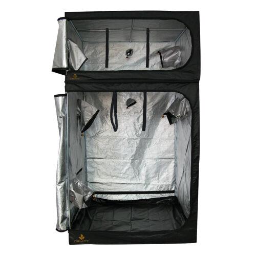 Growtent Growroom Secret Jardin Dark Room Twin 120 120x120x210cm drt120 dr120t