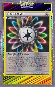 Energie Multicolore Reverse - XY1 - 131/146 - Carte Pokemon Neuve - Française - France - État : Neuf: Objet neuf et intact, n'ayant jamais servi, non ouvert. Consulter l'annonce du vendeur pour avoir plus de détails. ... Type: Carte l'unité Version: Franaise Sous-type: Booster Jeu: Pokemon Rareté: Commune Type de carte: Energy Ca - France