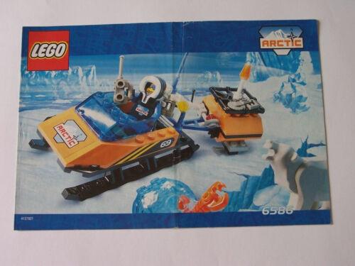 LEGO® Bauanleitung 6586 Instruction Nr