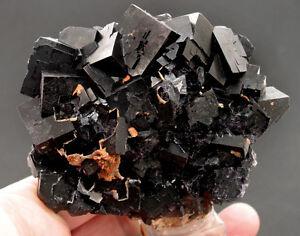 4200-Fluorit-Quarz-Psd-Dolomit-Frohnau-Sachsen-Saxony-Specimen-mineraux-Stufe