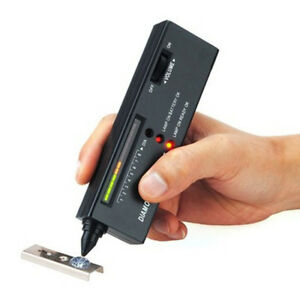 Portable Diamond Tester LED Indicator Pen Gemstone Selector