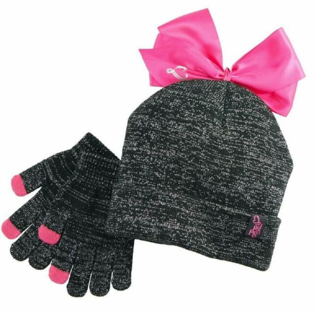 JoJo Siwa Purple 2-in-1 Gloves