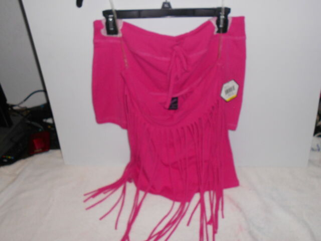decoded womens outfit. pink. XL. top & bottom.