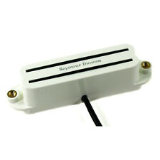 Seymour Duncan SHR-1b Hot Rails Stratocaster Parchment Guitar Bridge Pickup