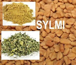 Image Is Loading Organic Premium Fenugreek Methi Seed Leaf Whole Powder