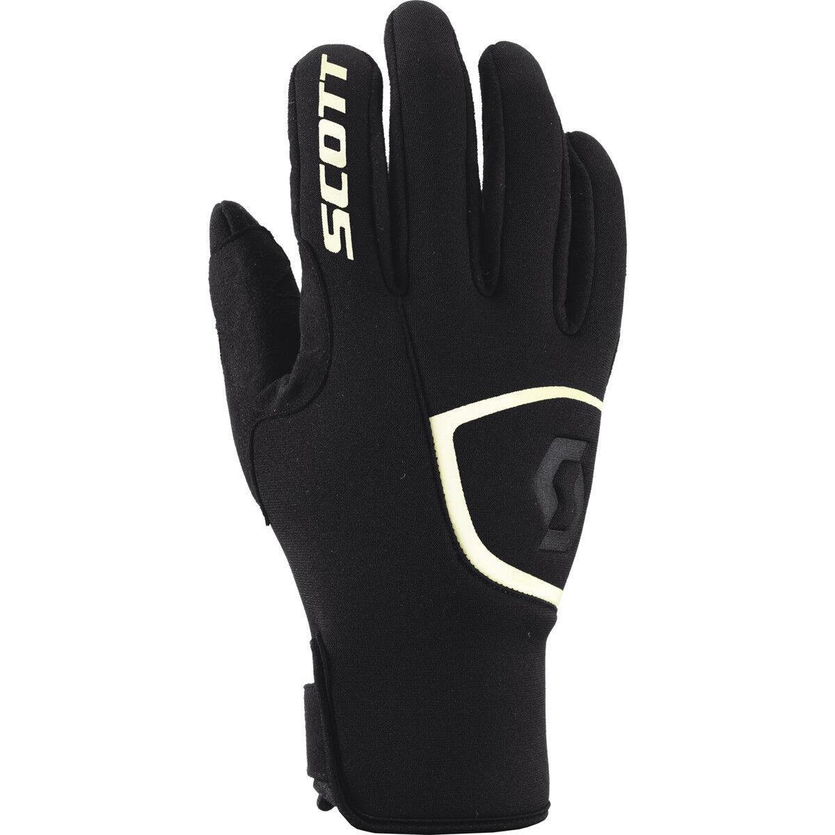 Scott Neoprene II MX Motocross / DH Fahrrad Handschuhe schwarz/weiß 2017