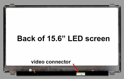 "HP 15-F010dx 15.6/"" HD NEW Slim LED LCD Screen"