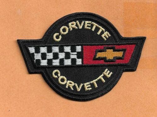"""CHEVROLET CORVETTE AUTO  PATCH 3 3//4/"""""""