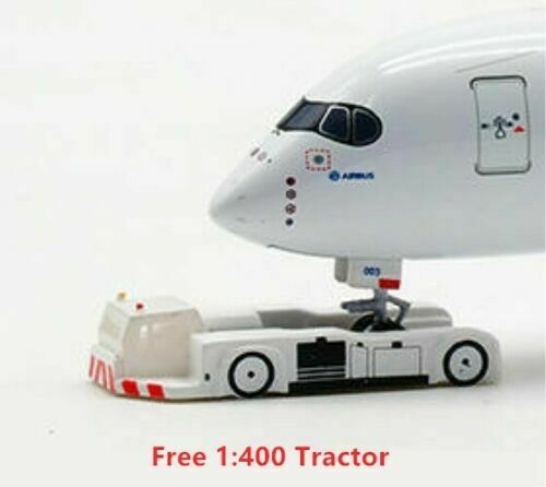 Free Tractor Rare 1:400 JC Wings Boeing 747-400LCF Dreamlifter N747BC