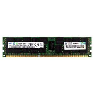 HP-672612-081-16-Go-Module-2Rx4-DDR3-PC3-12800R-1600-MHz-ECC-Reg-DIMM-Memoire-RAM