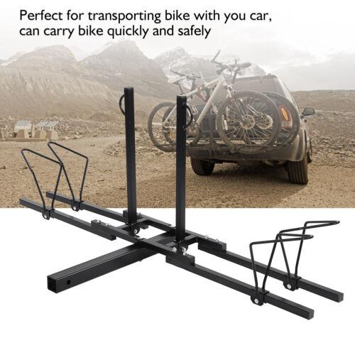Fahrradträger Heckträger Anhängekupplung für 2 Fahrräder// Elektrofahrräder TOP