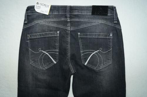 32 dunkelgrau Slim Fit  NEU 40 42  L30 34 SOCCX  Jasmin Jeans Gr