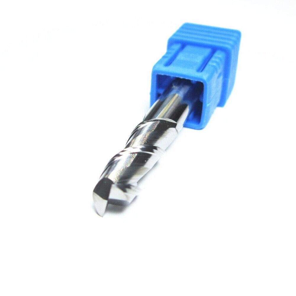 AL-2E-D6.0 Flat End Mill 2-flute 6MM Tungsten Steel Milling Cutter L50MM