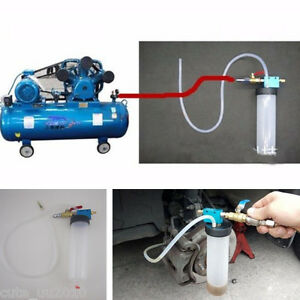 car truck brake system fluid bleeder kit hydraulic clutch oil one man tool ebay. Black Bedroom Furniture Sets. Home Design Ideas
