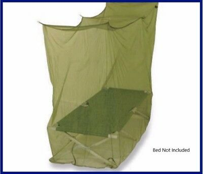 SUPEX DOUBLE BOX STYLE MOZZIE NET Green Or White